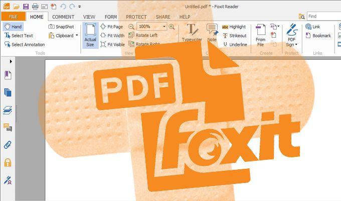 Foxit PhantomPDF (CVE-2020-17414 déclarée le 07/08/2020)