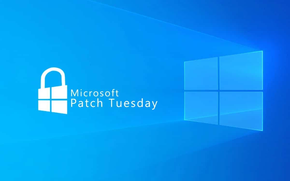 Microsoft Windows (Patch Tuesday édition du 13 Octobre 2020)